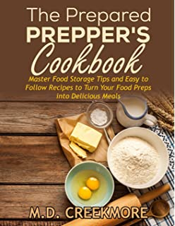 The essential food storage cookbook tami girsberger carol the prepared preppers cookbook over 170 pages of food storage tips and recipes from forumfinder Choice Image