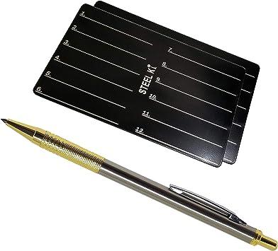 SteelKi Metal Crypto Seed Backup Engraver Kit
