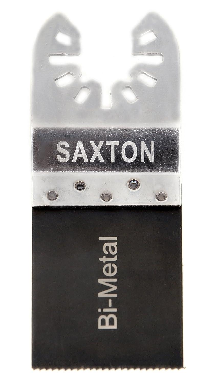 6 cuchillas Saxton de ajuste rápido para Dewalt Wolf Stanley Worx oscilante multiherramientas: Amazon.es: Bricolaje y herramientas