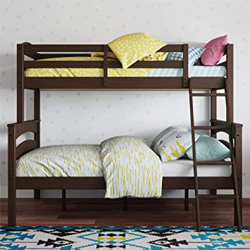 Download Twin Over Full Wood Bunk Bed Pictures