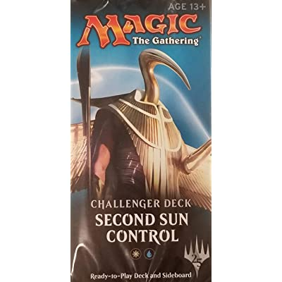 Challenger Decks: Second Sun Control: Home & Kitchen