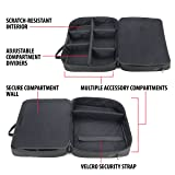PS4 Pro & PS3 Console Carrying Case Bag with