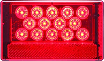 LED Combination Tail Light TLL160RK Optronics