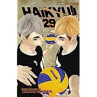 Haikyu!! , Vol. 29