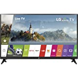 LG Electronics 49LJ5500 49-Inch 1080p Smart LED TV (2017 Model)