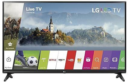 amazon com lg electronics 49lj5500 49 inch 1080p smart led tv 2017 rh amazon com LG 50 Plasma TV LG TV Models 2010