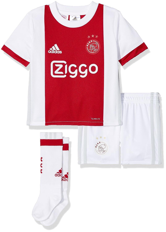 Adidas Kinder Ajax Mini-heimausrüstung Fußballdress