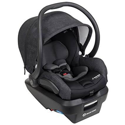 Maxi-Cosi Mico Max Plus Infant Car Seat with Base - The Best Fit For Petit Babies