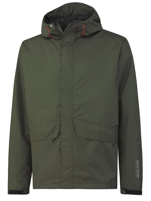 5aba22ad8fd7 Helly Hansen Workwear Men's Waterloo Rain Jacket: Amazon.ca: Tools & Home  Improvement