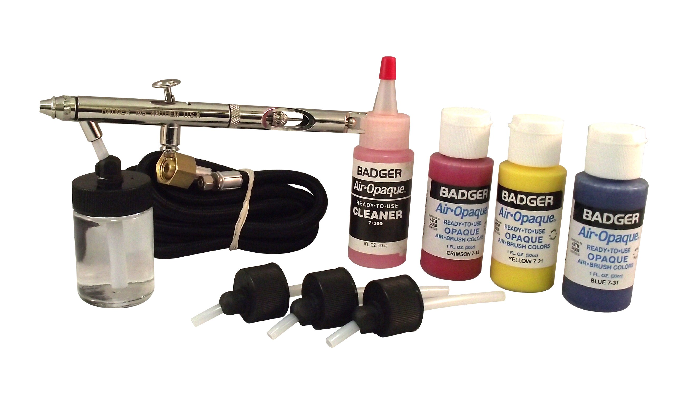 Badger Air-Brush Co. 155-17 Special Edition Airbrush Set