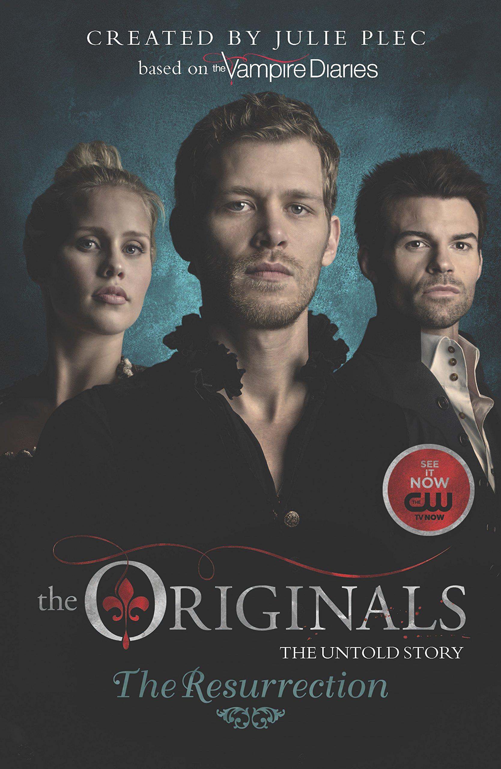 the originals books