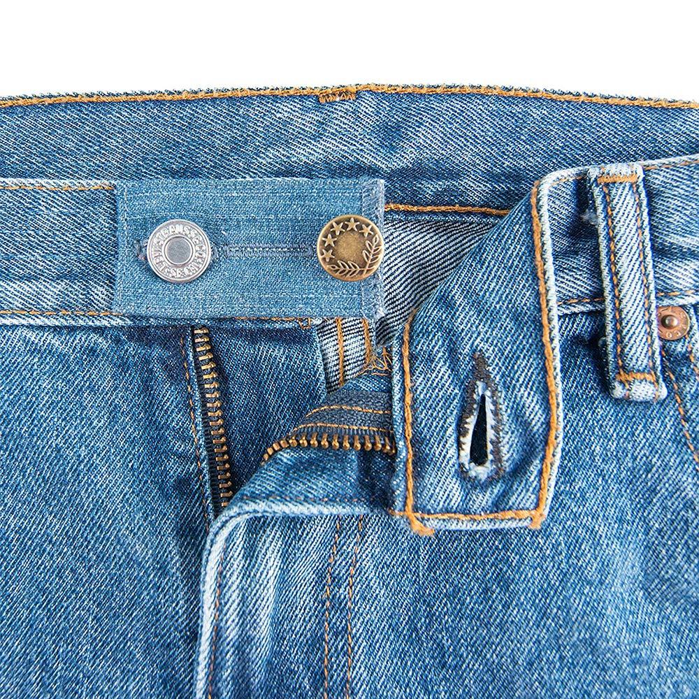 Cintur/ón para el Vientre Combo Maternity Belly Band Pantalones el/ásticos Ajustables Mujeres Embarazadas Soluci/ón para Embarazadas