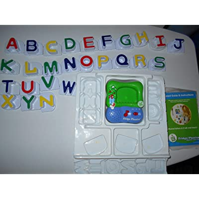 Leapfrog Fridge Phonics Magnetic Letter Set: Toys & Games