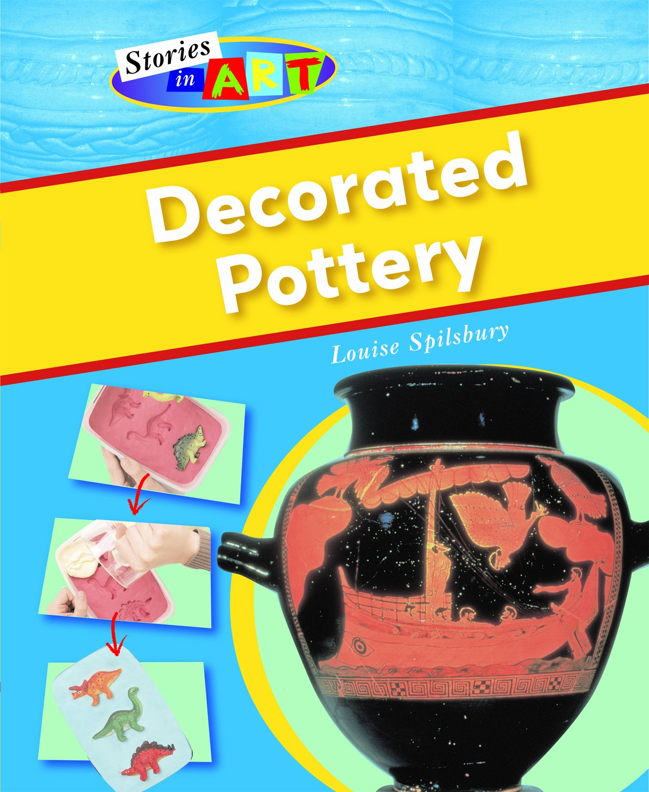 Download Decorated Pottery (Stories in Art) pdf epub
