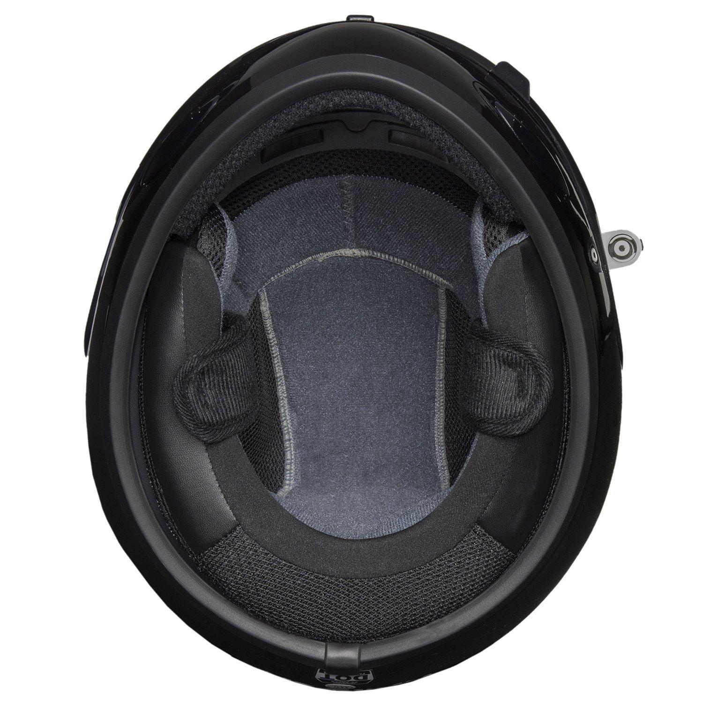 Raider Electric Shield Snow Helmet Black, Small 26-680ES-13