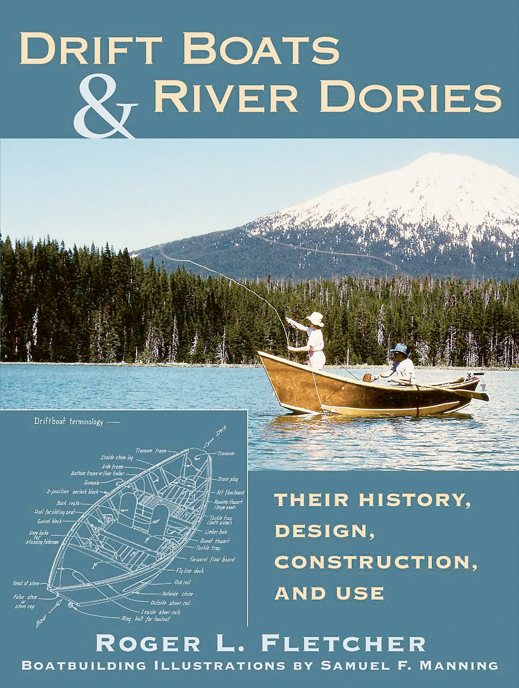 Read Online Drift Boats & River Dories: Their History, Design, Construction, and Use pdf epub