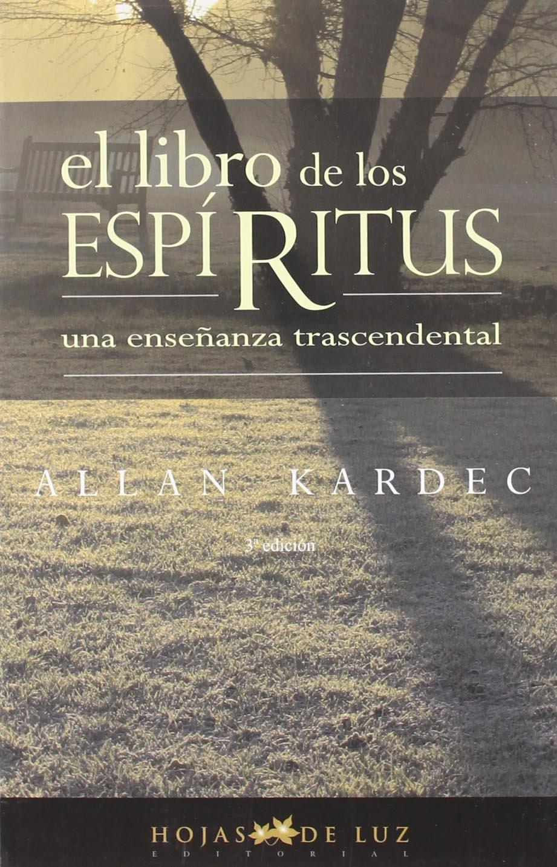 Resultado de imagen de El libro de los espiritus una enseñanza trascendental