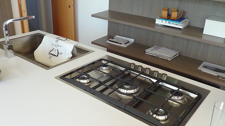 CORAZZIN Lyons Cocina con Chaise Longue eclisse: Amazon.es ...