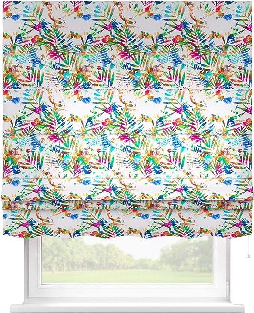 Dekoria 351-140-22 - Estor (algodón, 1 x 100 x 170 cm), diseño de ...