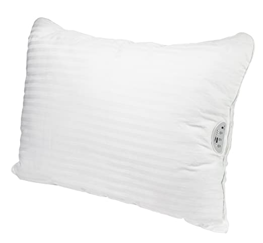 Conair Sound Therapy Speaker Pillow - The Supportive and High-Tech