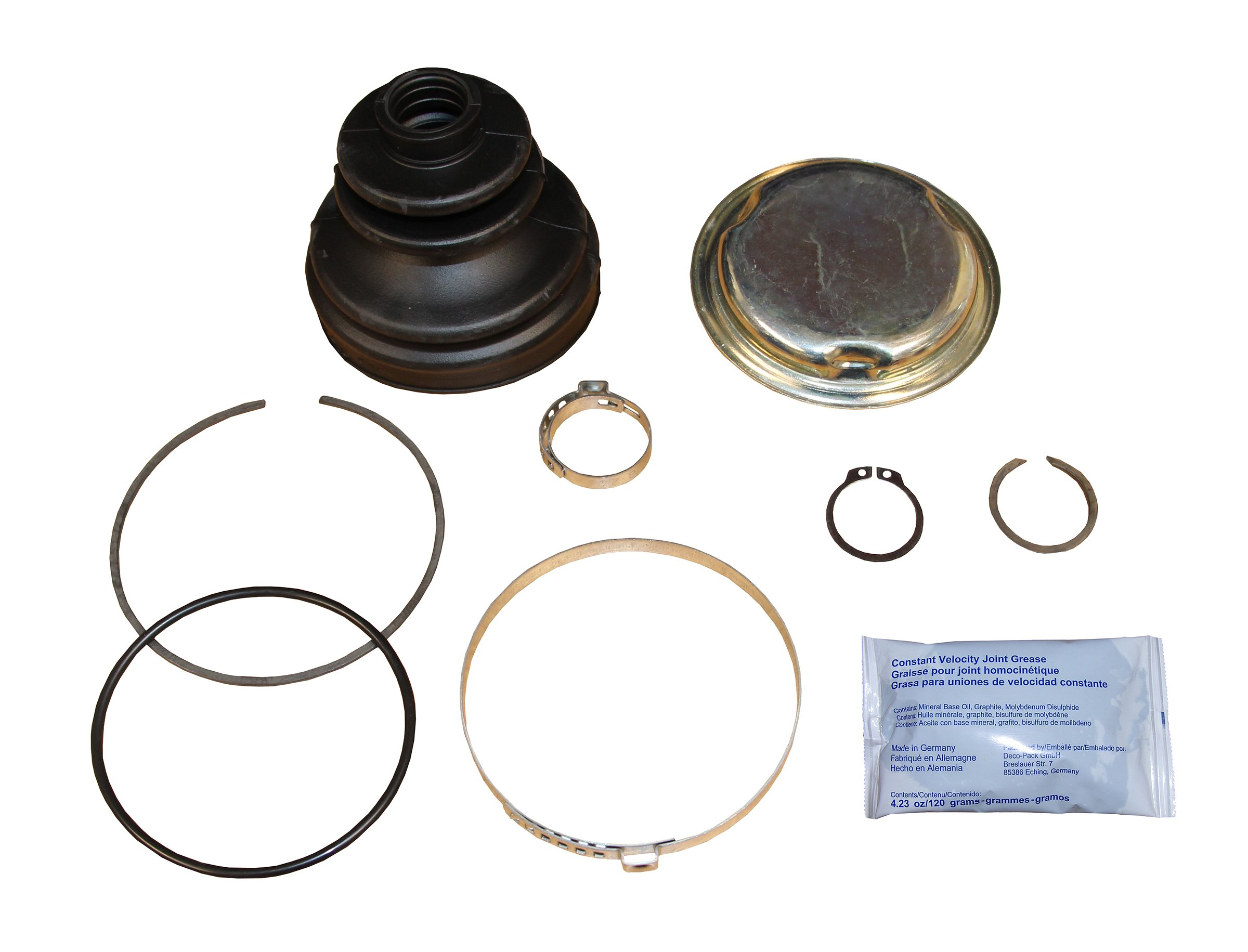 Rein Automotive Rein BKN0127 CV Joint Boot Kit