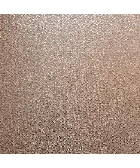 Arthouse Mineral Foil Rose Gold Wallpaper 294200