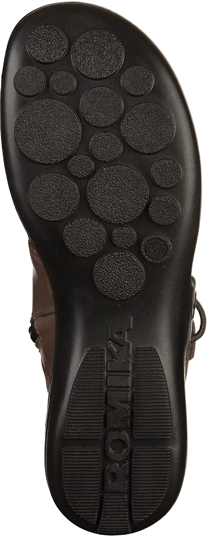Romika - Damen Stiefel - Maddy 06 06 06 - Grau Schuhe in Übergrößen  7ba04e