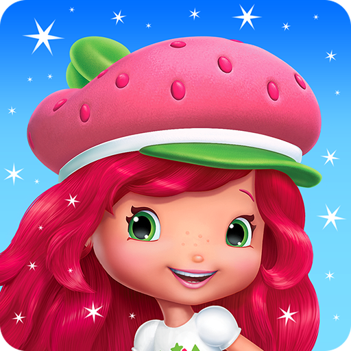 Strawberry Shortcake: Berry Rush Berry Shortcake