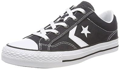 Converse Star Player Ox Almost White/Black, Zapatillas Unisex Adulto: Amazon.es: Zapatos y complementos