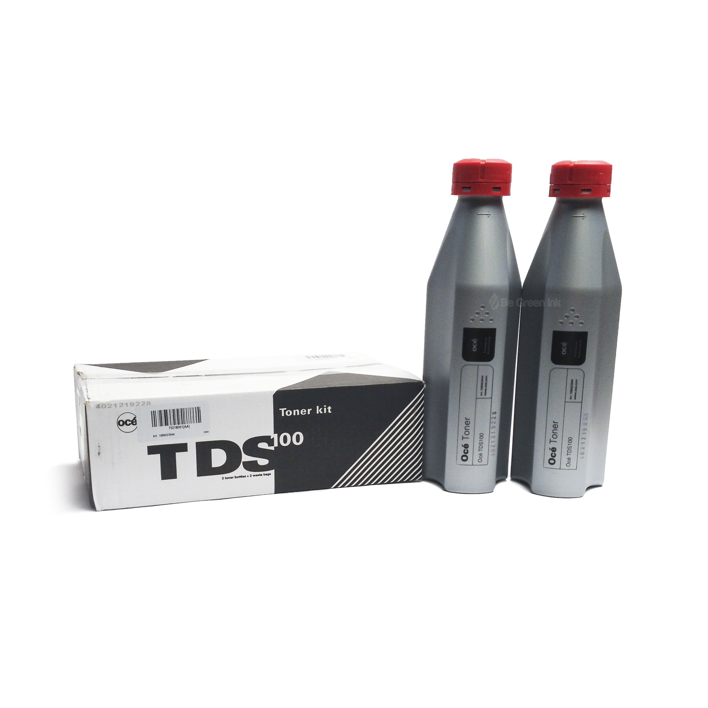 OCE TDS 100 1060023339 Toner (Black, bx/2) Original Genuine