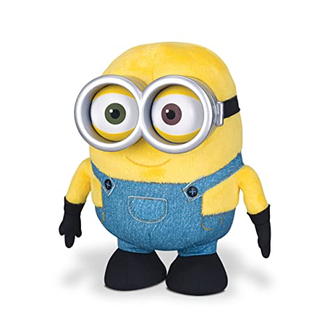 Despicable Me Minions Huggable Plush   Bob