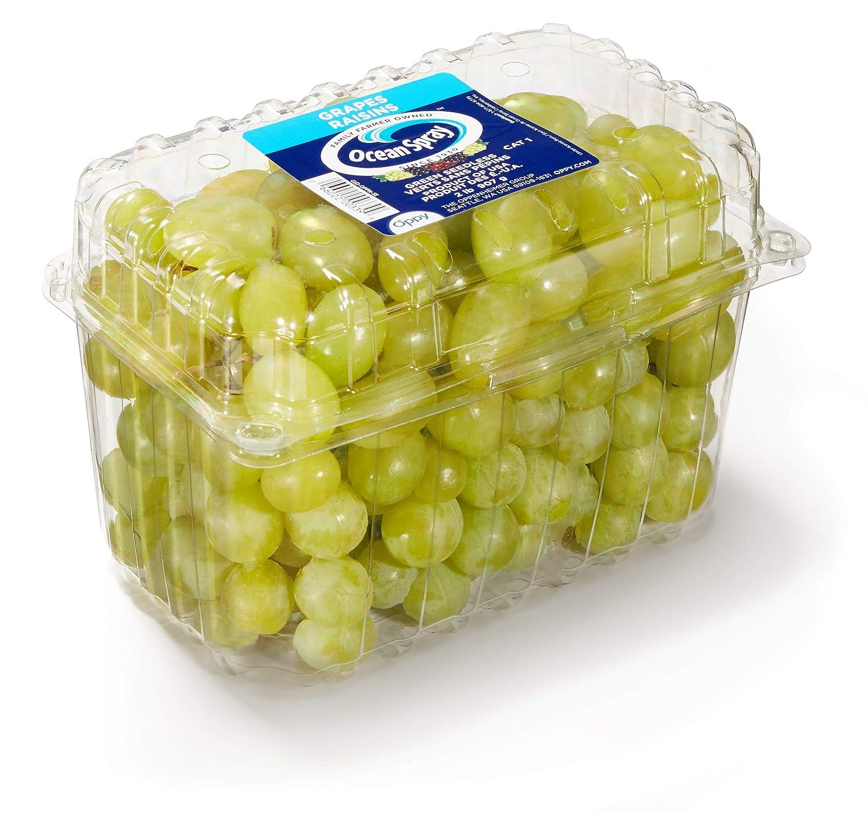 Ocean Spray Green Seedless Grapes, 2 lb