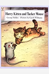 Harry Kitten and Tucker Mouse (Chester Cricket and His Friends Book 6) Kindle Edition