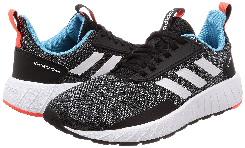 Adidas Men's Questar Drive CblackFtwwhtGrefiv Running