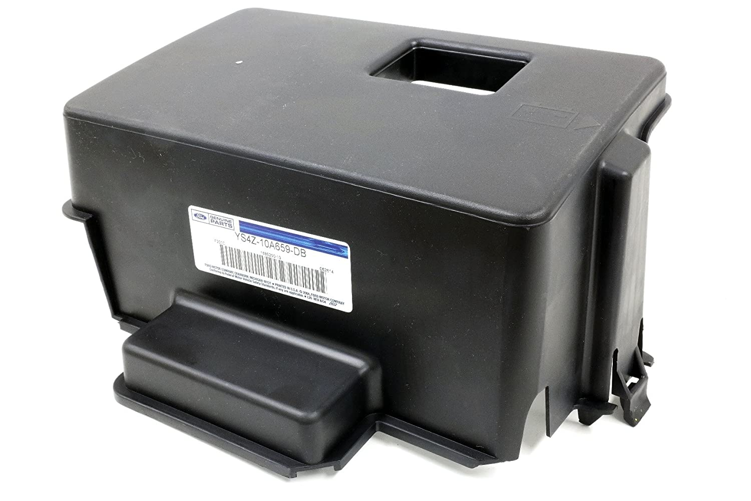 OEM NEW Battery Box Tray Cover Black 2000-2007 Ford Focus YS4Z-10A659-DB
