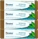 Himalaya Botanique Complete Care Whitening Toothpaste, Simply Mint, for a Clean Mouth, Whiter Teeth and Fresh Breath, 5…