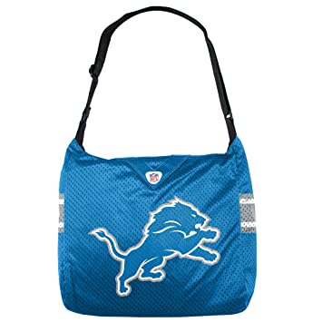 f6a51d71 Amazon.com : Littlearth NFL Detroit Lions Team Jersey Tote : Sports ...