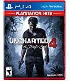 Sony Uncharted 4: A Thief's End Básico PlayStation 4 vídeo - Juego (PlayStation 4, Acción, Modo multijugador, T (Teen))