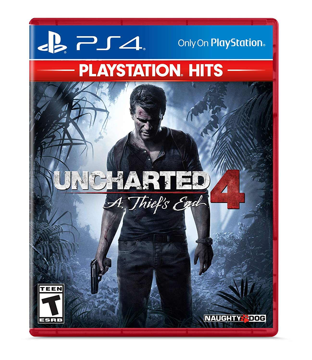 Uncharted 4: A Thiefs End - Greatest Hits Edition for PlayStation ...