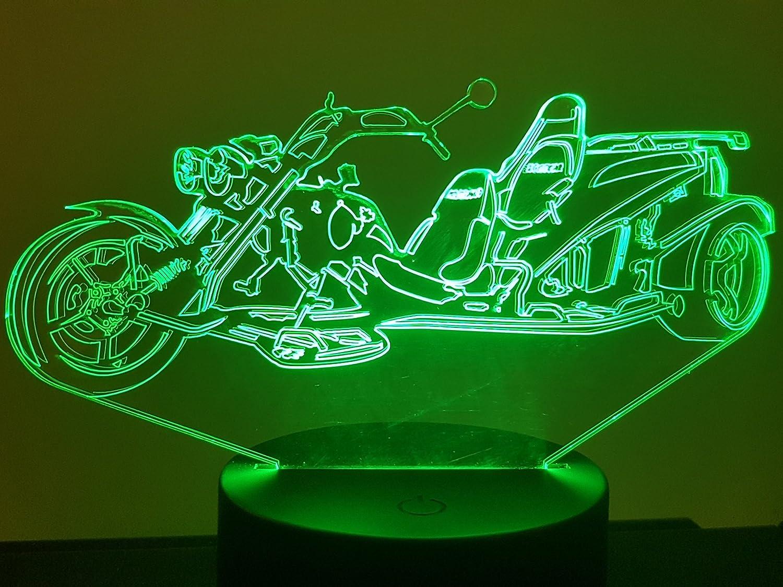 3D-LAMPE TRIKE