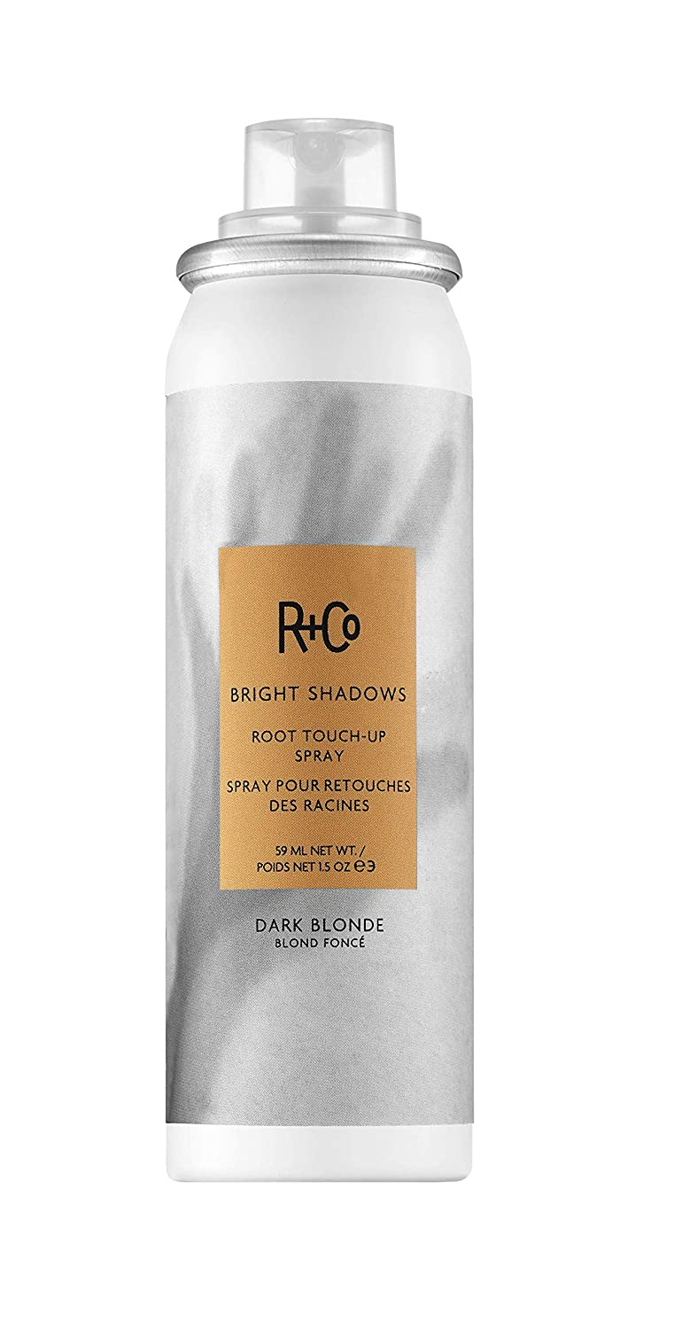 R+Co Bright Shadows Root Touch-Up Spray, 1.5 oz