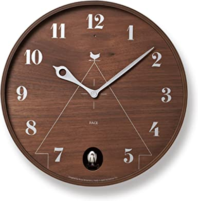 Amazon.com: Lemnos Men's Pace Cuckoo Clock, Brown, One Size: Home & Kitchen
