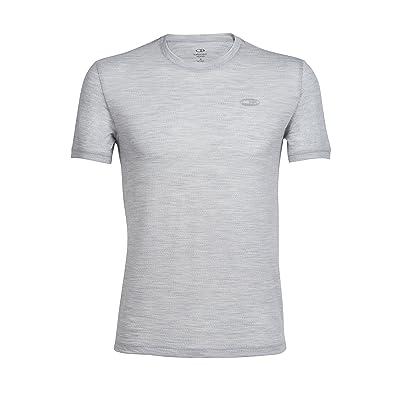 Icebreaker Mens Tech Lite Ss Crewe T-Shirt de Randonnée Homme