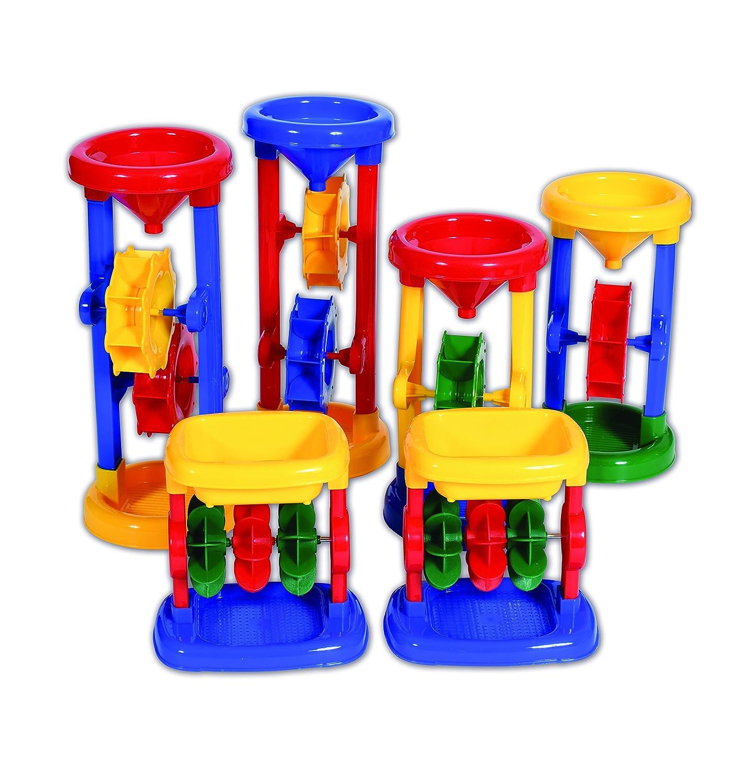 TickiT 74012Spinner Set, 6pièces 6pièces Commotion Ltd 9473