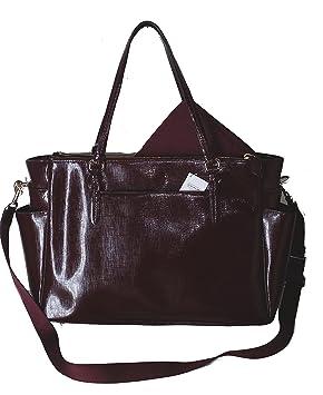 3c56b99dd3 ... Amazon.com Coach Peyton Saffiano Leather Multifunction Baby Diaper  Travel Laptop Tote Bag Baby ...