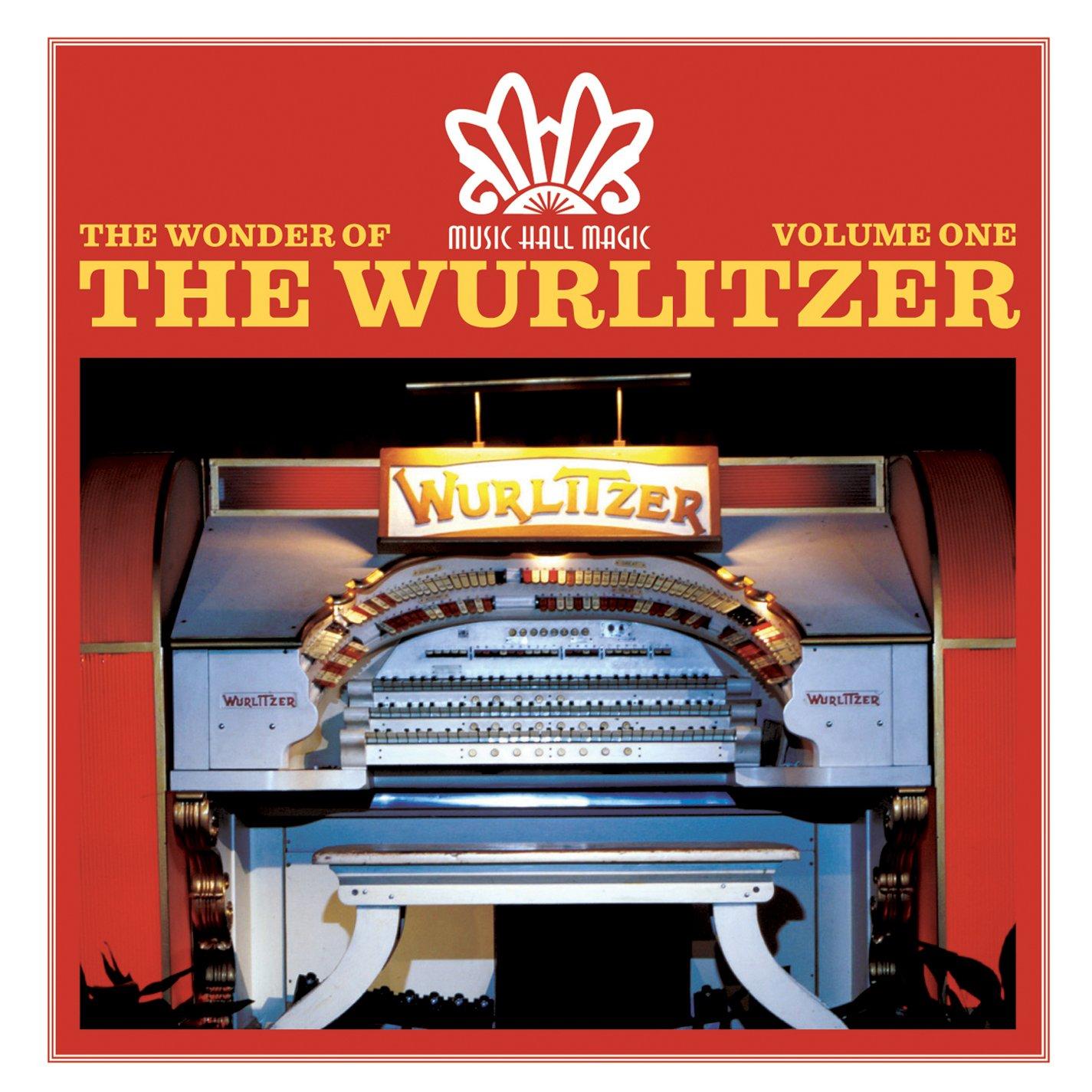 CD : VARIOUS - Wonder Of Wurlitzer 1 / Various (CD)