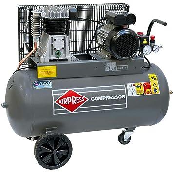 BRSF33 ® Impresión Compresor De Aire HL 375 - 100 (2,2 kW ...