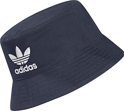 adidas Men s Adicolor Trefoil Bucket Fishing Hat 680b5916d13