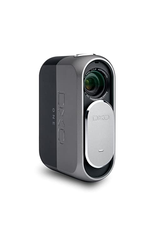 DxO ONE 20.2MP Digital Connected Camera for iPhone and iPad Point & Shoot Digital Cameras at amazon