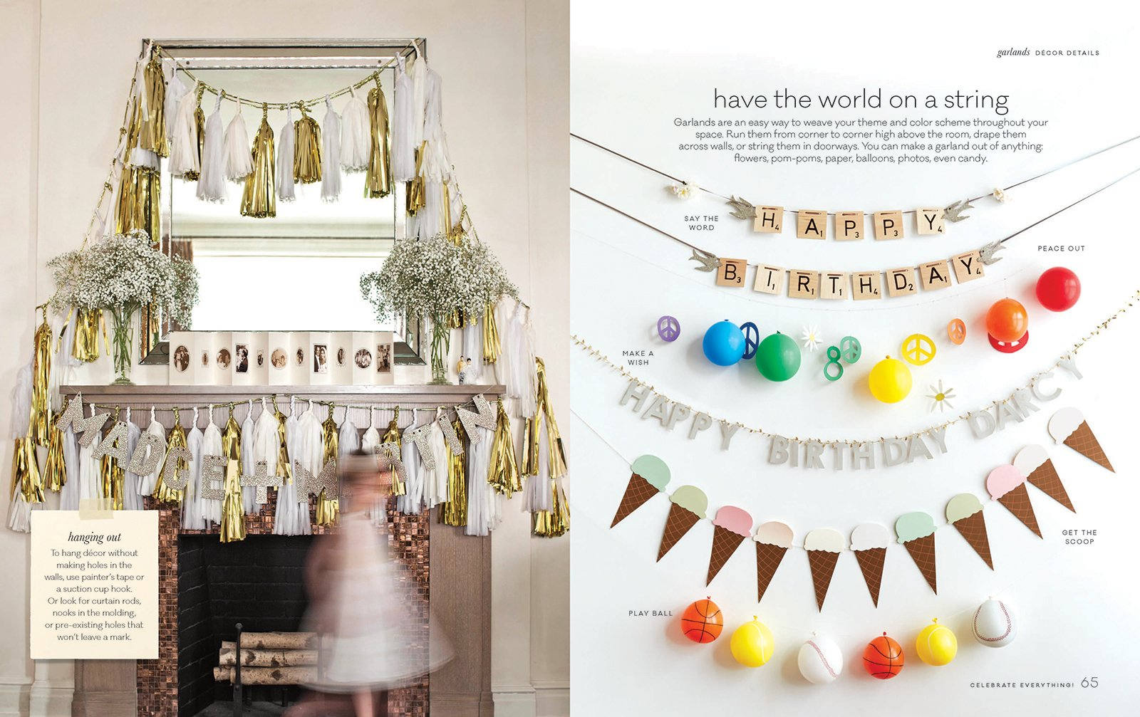 Celebrate Everything!: Fun Ideas to Bring Your Parties to Life ...